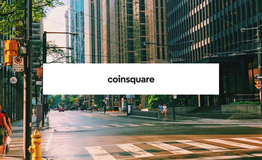 Coinsquare Engaging with Canadian Regulators