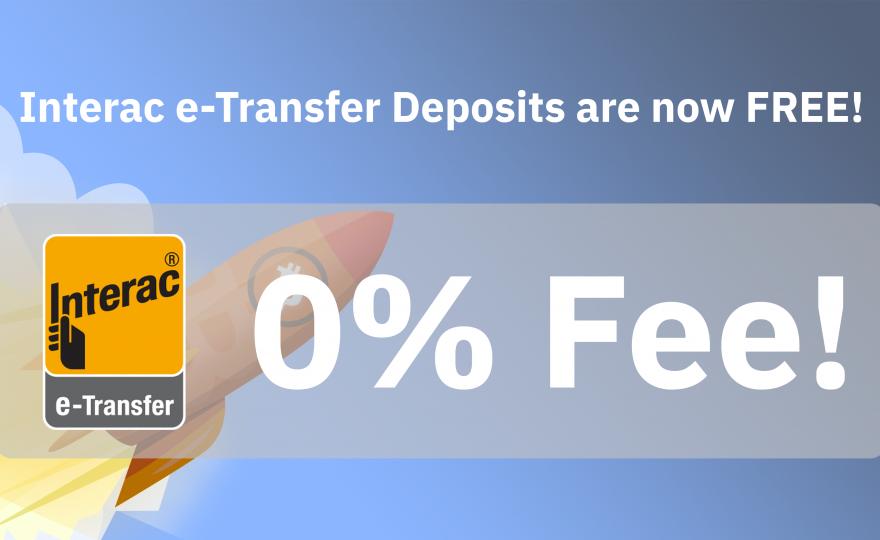 Goodbye Interac e-Transfer fees!