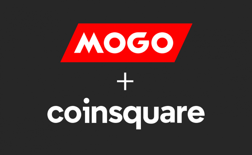 Coinsquare Announces Close of Strategic Investment by Mogo