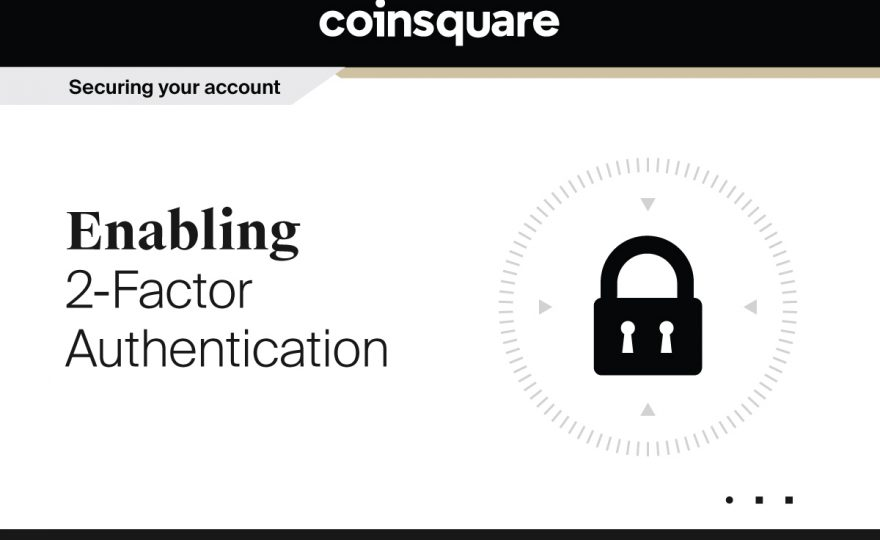 Serious about security? Enable 2FA on your account today